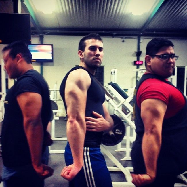 Triceps Lawyers Successworkout Noexcuses traininsaneorremainthesame nopainnoglory :p