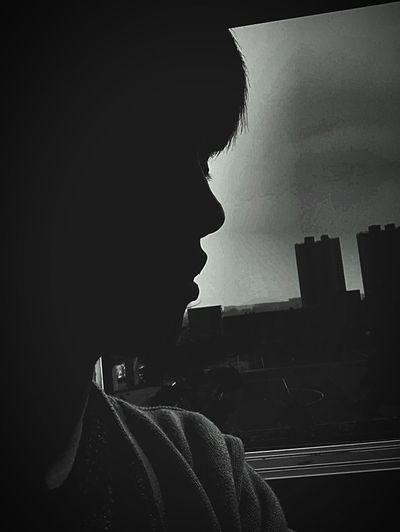 I Face Side View One Person School Young Adult Sleeping IPhone Blackandwhite Softness