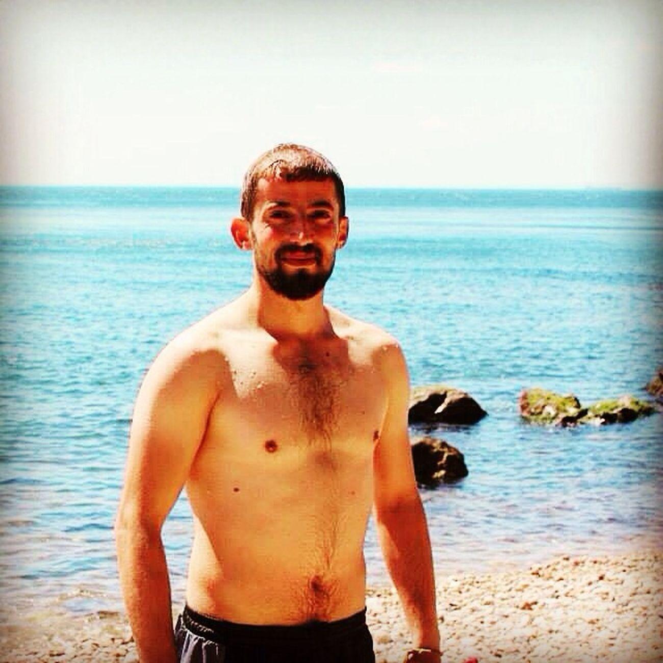 Deniz Burgazada Beach Istanbul