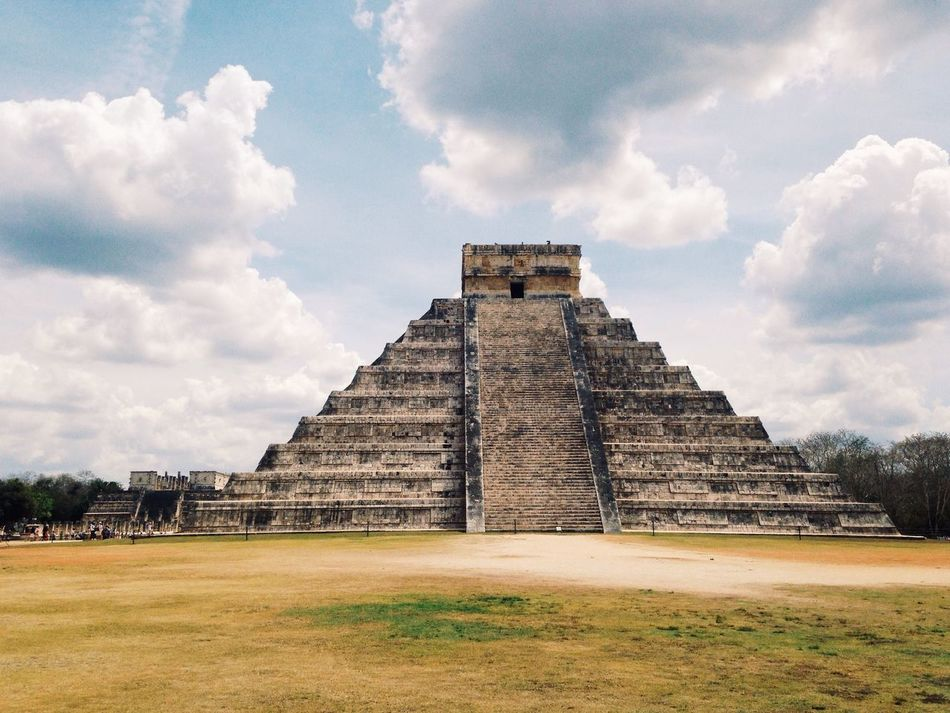Beautiful stock photos of mexico, built structure, architecture, sky, history