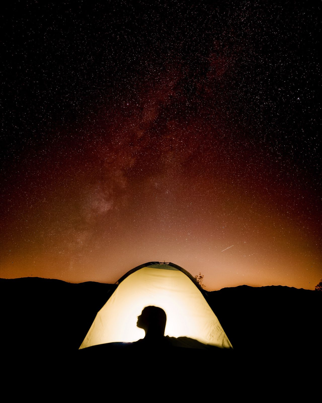 Beautiful stock photos of teenager,  Beauty In Nature,  Camping,  Copy Space,  Exploration