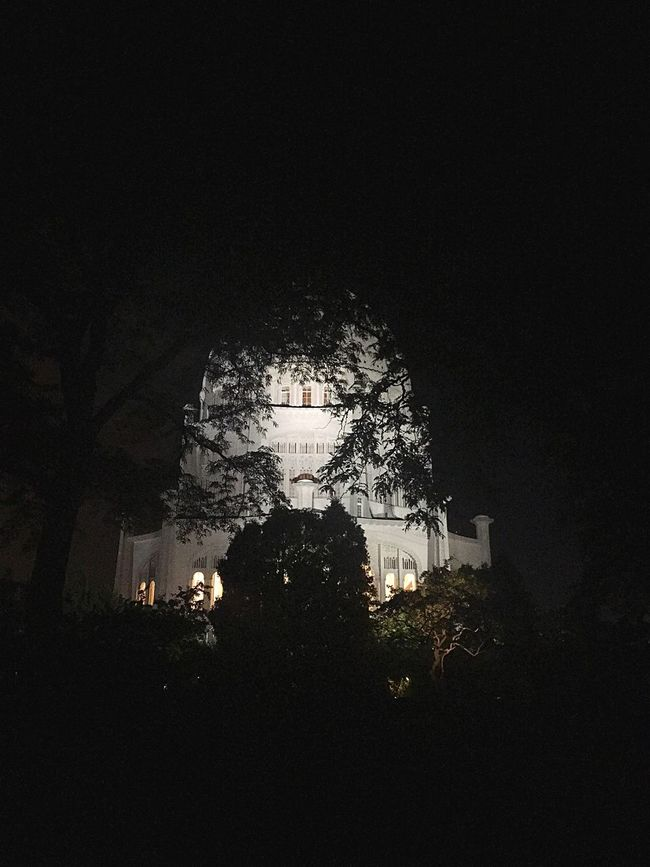 Seen. Chicago Beauty Bahai Temple Nightphotography Summer Temple Wilmette Architectureporn IPhoneography