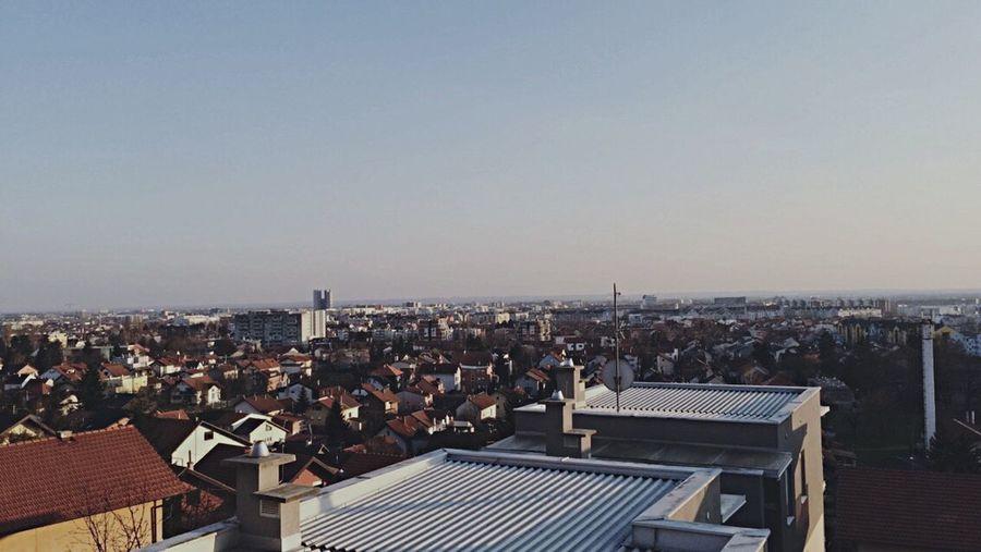 Beautiful view Relaxing Croatia ♡ Zagreb
