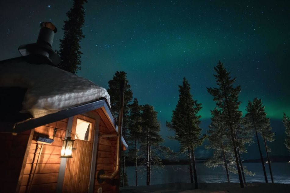 Beautiful stock photos of christmas, Architecture, Built Structure, Cold Temperature, Cottage