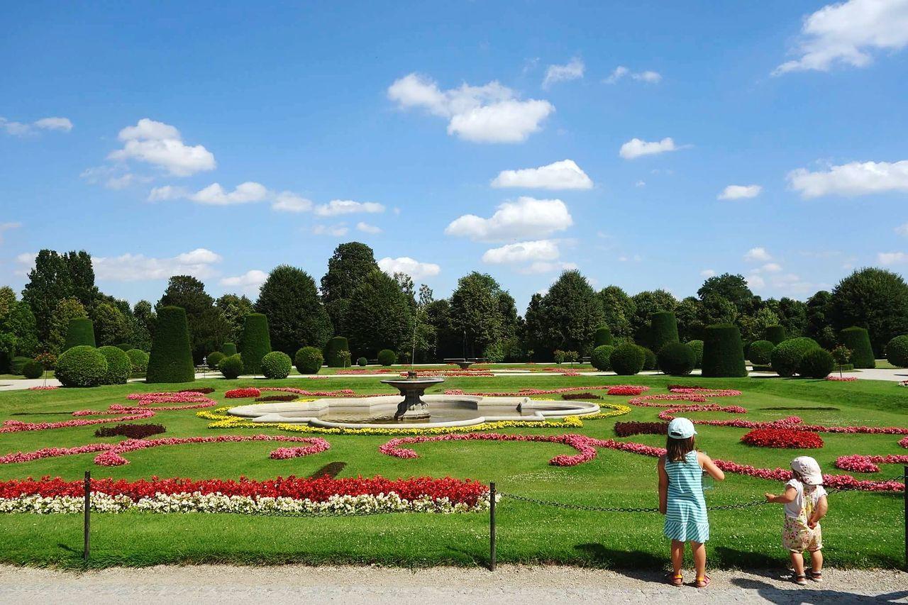Wien Vienna  Sky Cloud - Sky Tree Outdoors❤ Outdoors Flower Nature Naturelovers Kids Sunnyday☀️ Sunny☀ Vienna_city Vienna View  Clear Blue Sky Clear Sky Summer Day The Great Outdoors - 2017 EyeEm Awards