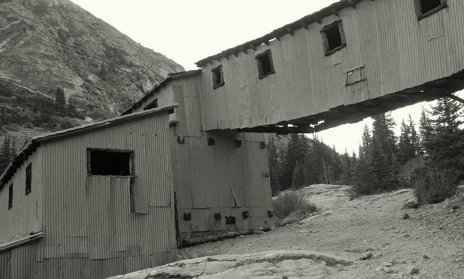 Built Structure Colorado Photography Colorado Abandoned Mining Mining History Of America Mining Heritage