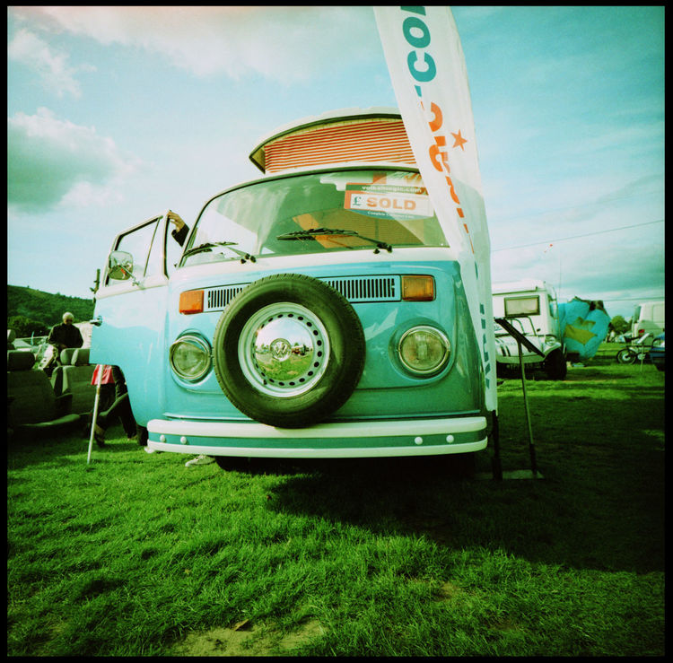 Malvern - the busfest Analogue Photography Busfest Driver Driving Leftside Malvern Steering Wheel Summer Uk Van Vintage VW VW Bus VW T2