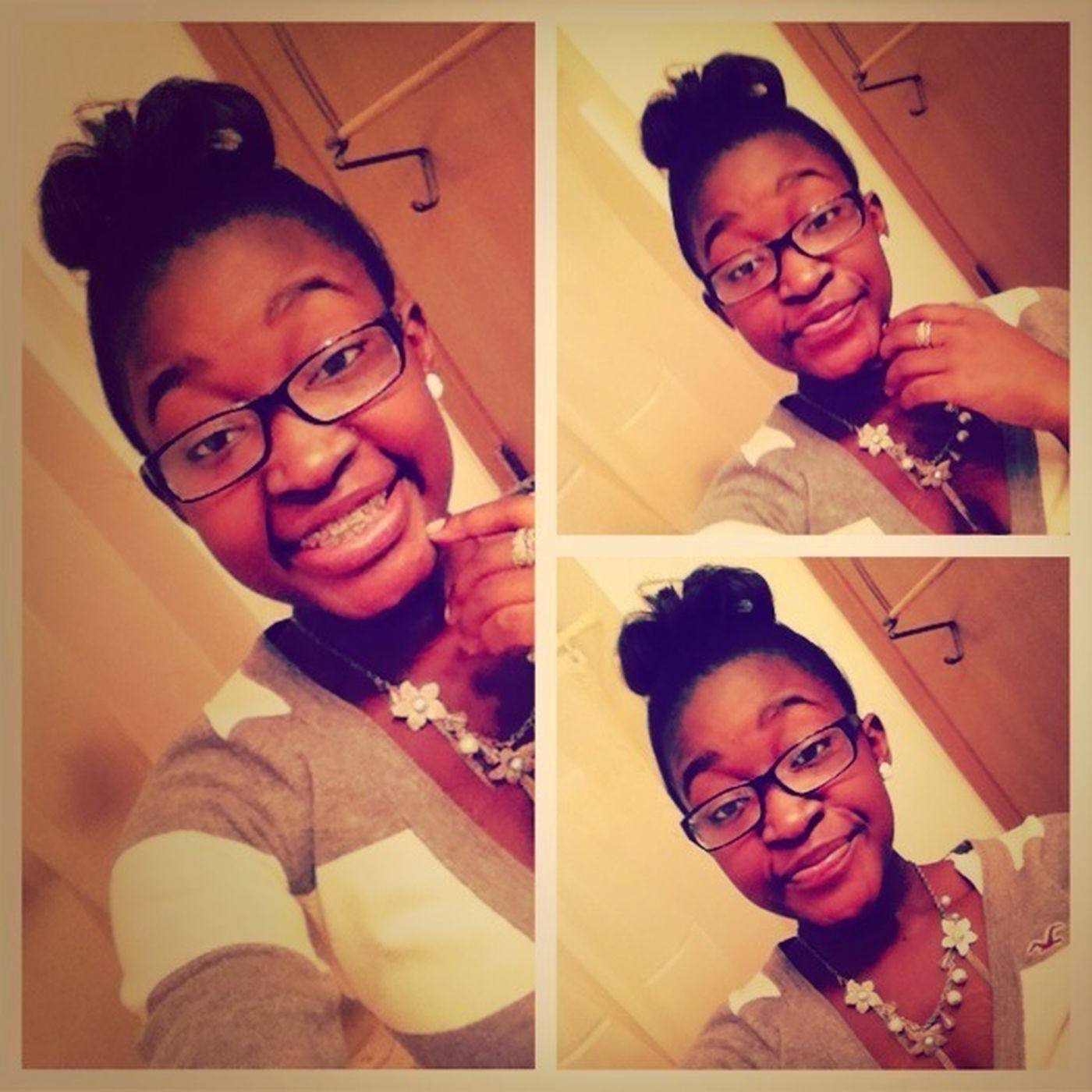 New Glasses (: