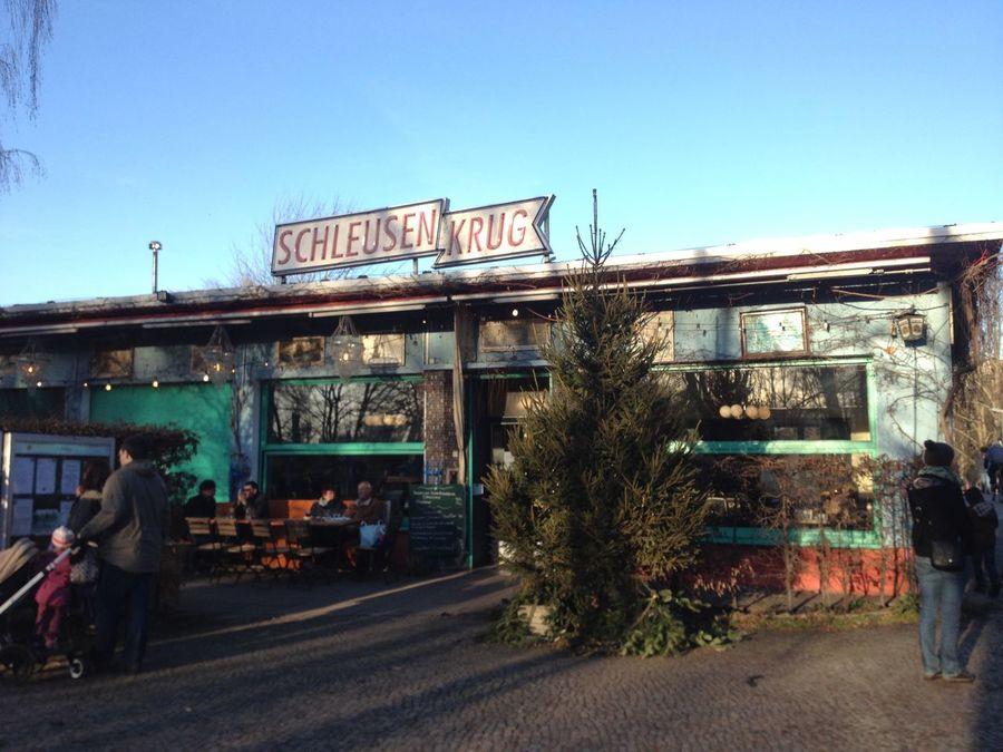 Schleusen Krug. Beer Time Berlin Bier Cafe Clear Sky Lifestyles Park Pictures On The Wall Tiergarten Unique
