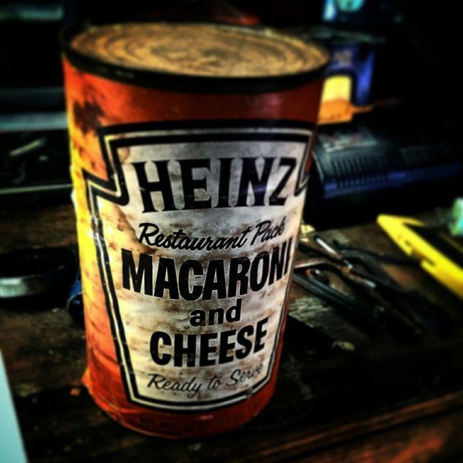 Beheinz the times. Old Food Mac N Cheese