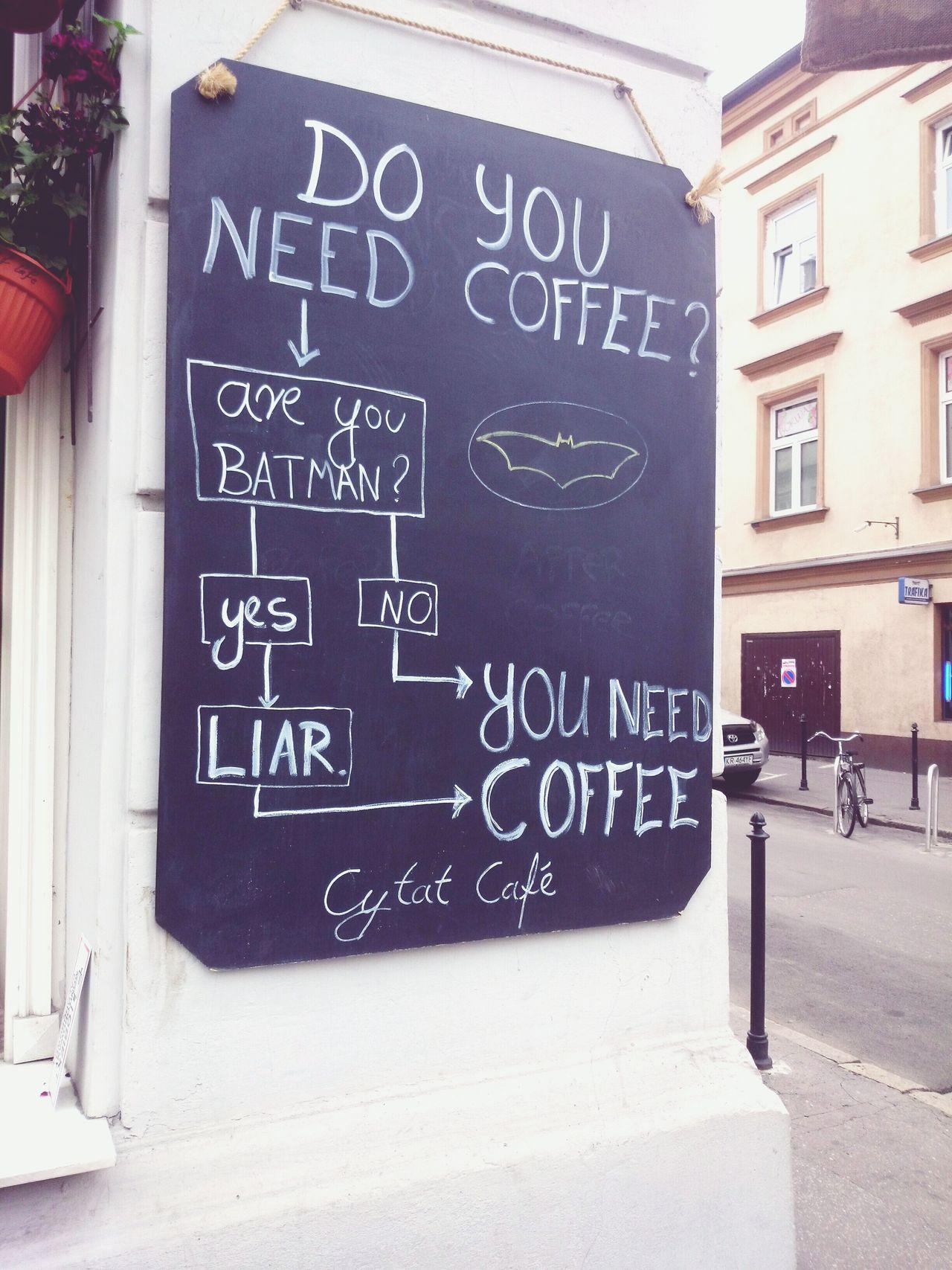 Do you need coffee First Eyeem Photo Coffee Shop Coffee