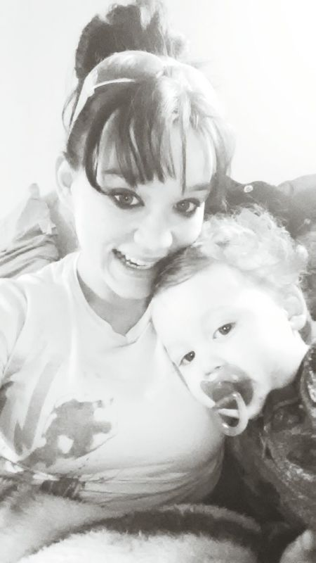 Mommy & Baby Time <3 Christopher Handsome Truelove❤unfailinglove
