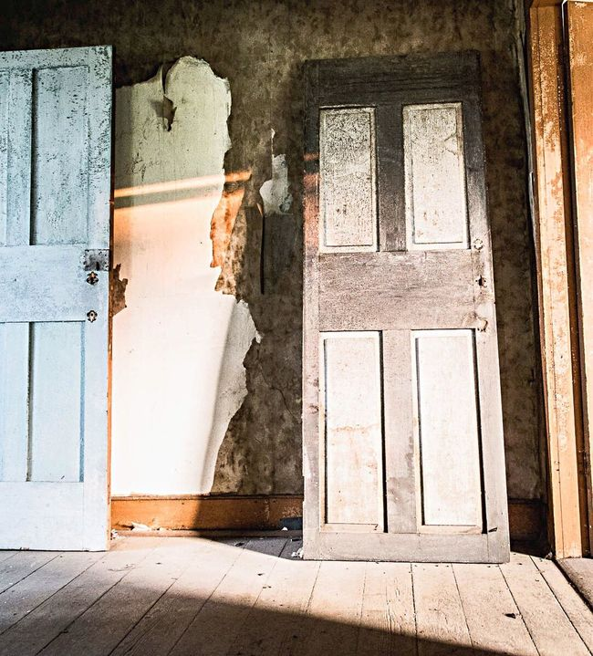 Door The Past Damaged No People Weathered Light And Shadow Abandoned Fine Art Photography Fineartphotography Artistic Photography Leftbehind Abandoned Places Doors Colors Open Doors  Rurex Rural Exploration