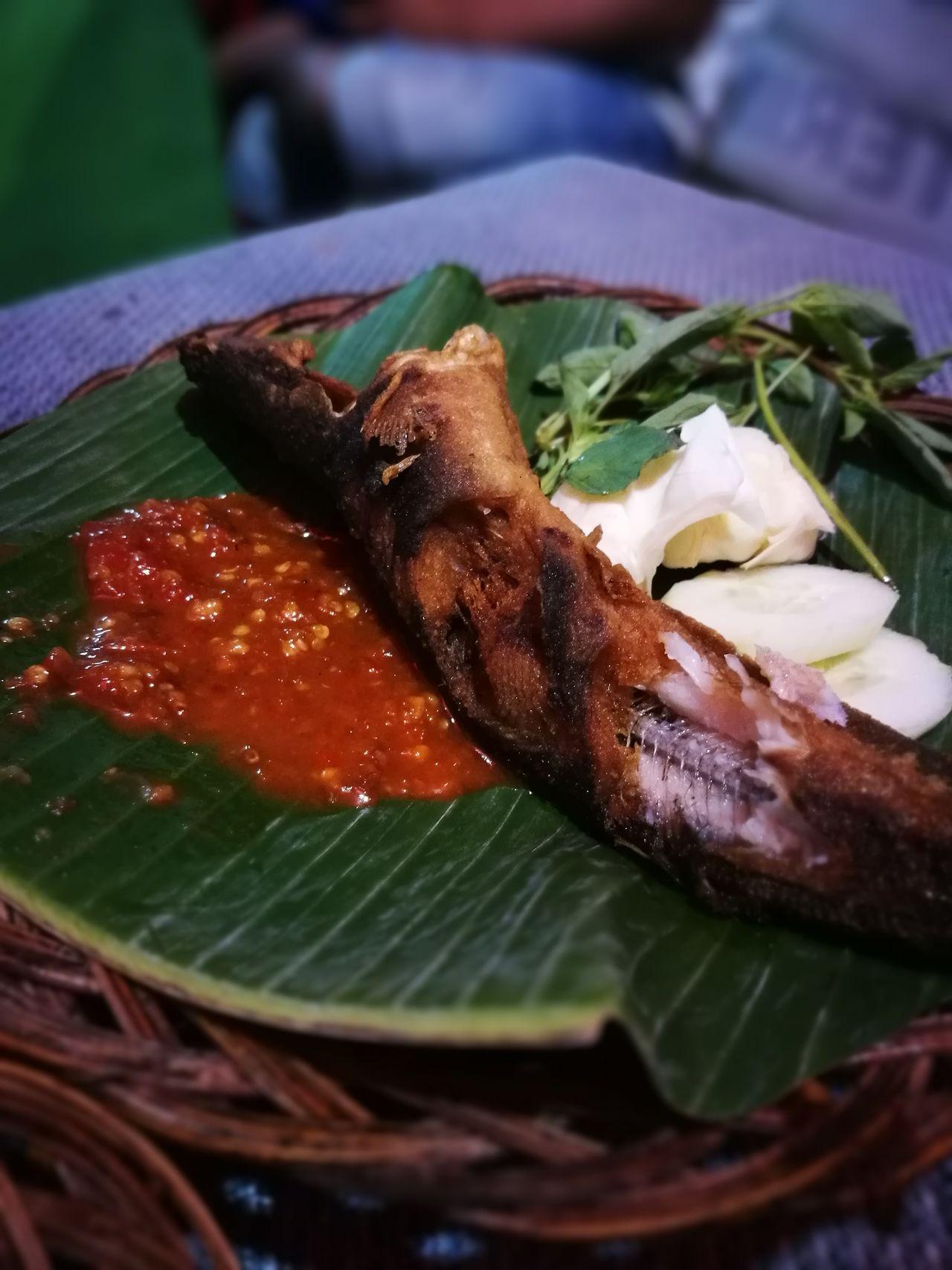 Eat Food Fish Pecellele Indonesian Indonesian Food Indonesianculinary Sambal Iseng EnjoyTheMoment