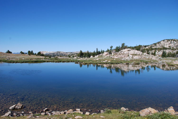 Beartooth Blue Calm Cold Countryside Exploring High Altitude Lake Outdoors Reflection Remote Scenics Tranquil Scene Tranquility Water