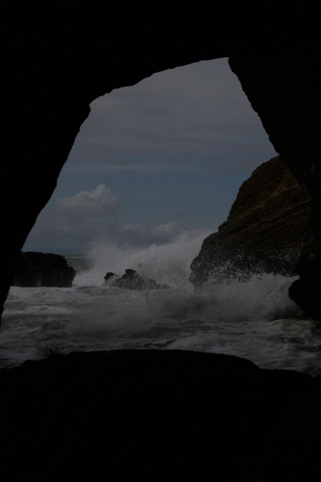 A Window, the Magic of the Sea Beauty In Nature Nature Power In Nature Scenics Water Sky No People Sea EyemeVision The Great Outdoors - 2017 EyeEm Awards EyeEmNewHere Beauty In Nature Beachphotography Power Of The Sea Power Of Motion Wave Outdoors Day