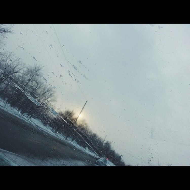 Vscocam Clevelandweather Snow Driving january