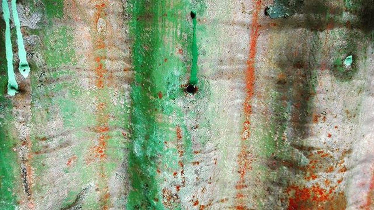 Rusty Green Corrugatediron Fence Paint 9vaga_green9 Backyard Ss_green_04 Flaming_rust Rustlord