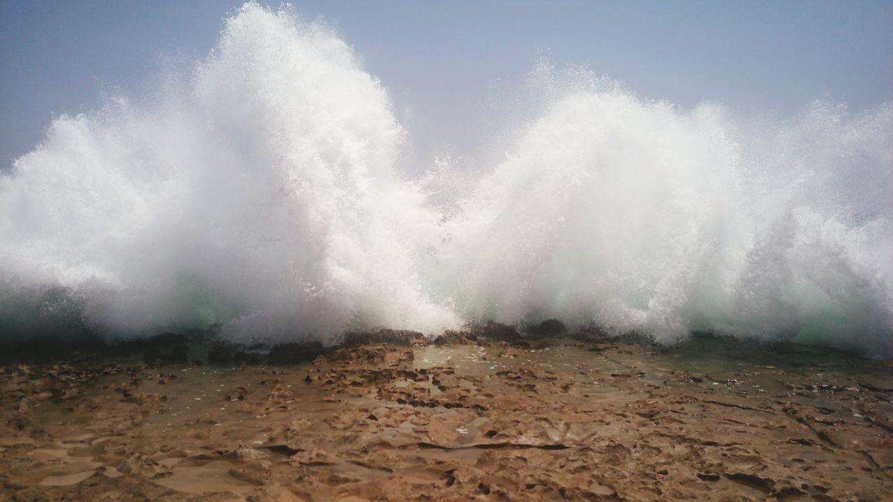 Sea Beah Chabahar Iran Blue Ocean