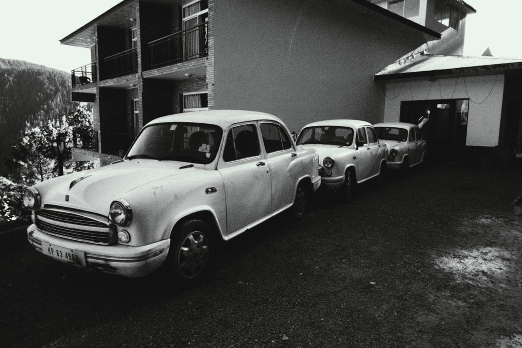 Check This Out Monochrome Photography Black And White Monochrome Monochromatic B&w Black And White Photography Monochrome Variation Vintage Cars Vintage Style Vintage Filter Vintage Vehicles Vintage Look Vintagestyle Vintage Car Vintagecar Black And White Photo Photoshop Sony Rx100 M3 Sony Rx100 Iii HindustanAmbassador Shimla India DaryllSwer EyeEm Selects