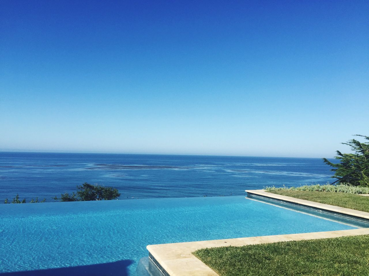 Beautiful stock photos of pools, Beach, Beauty In Nature, Blue, Clear Sky