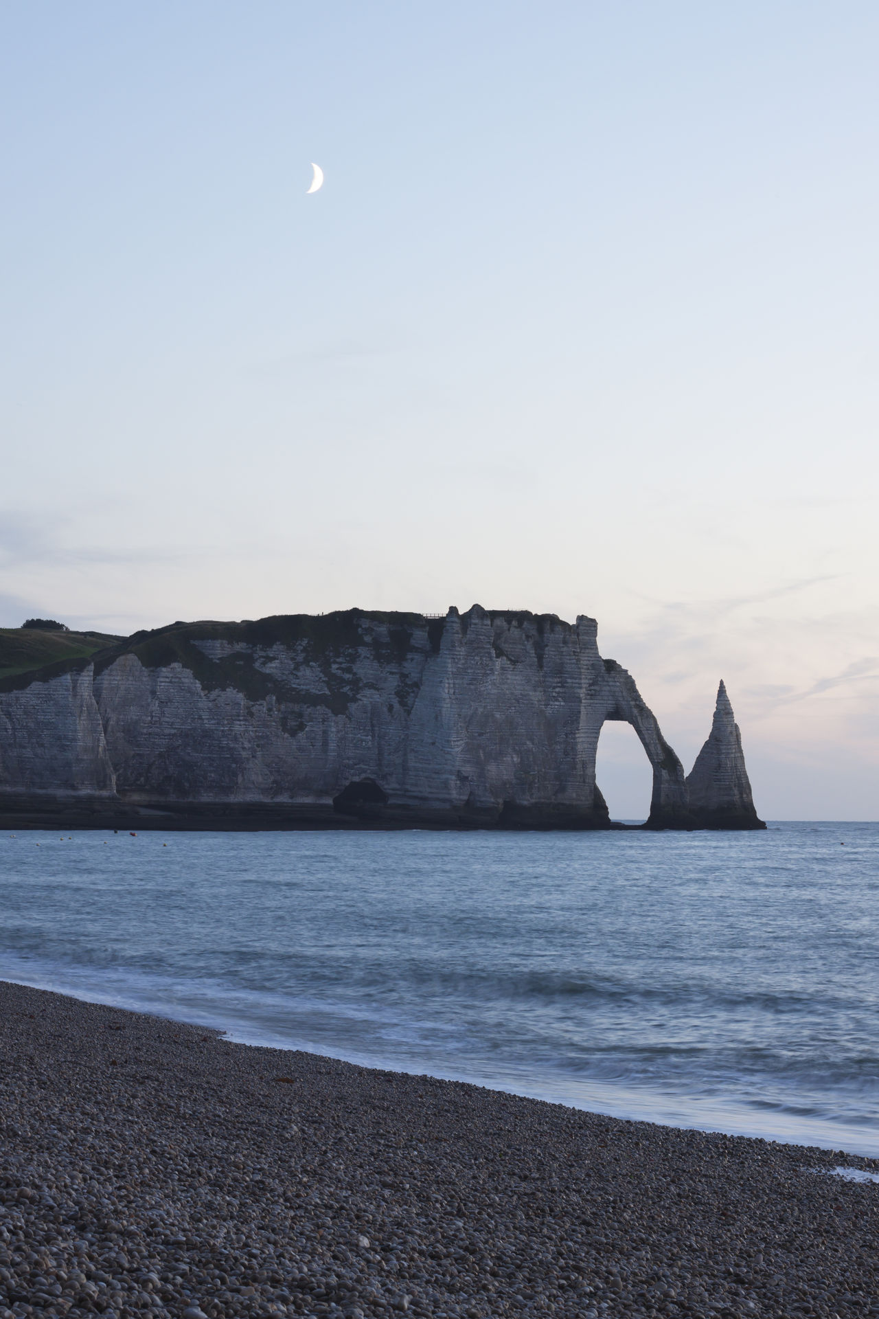 Beautiful stock photos of mond,  Beach,  Beauty In Nature,  Blue,  Calm