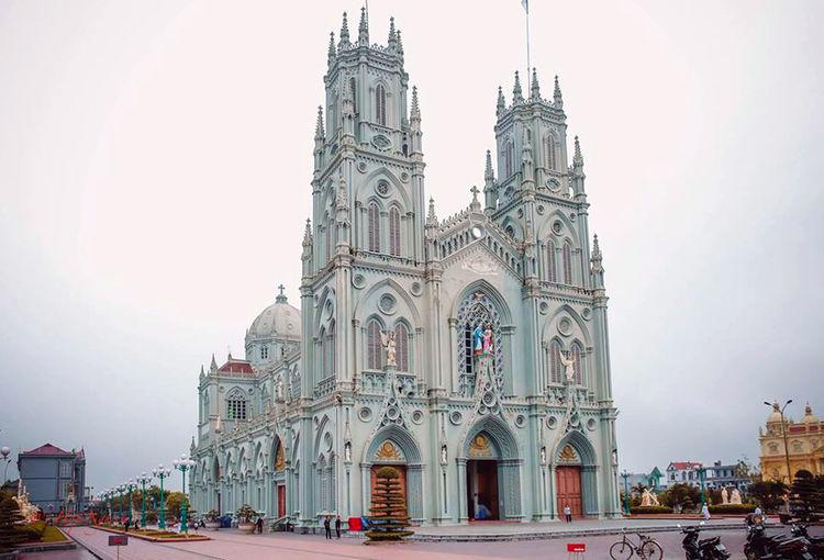 Built Structure Chucherias Chuches Chuchi❤ Church Church Tower No People
