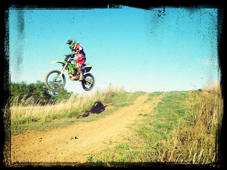 Adam Libiak Motocross First Eyeem Photo