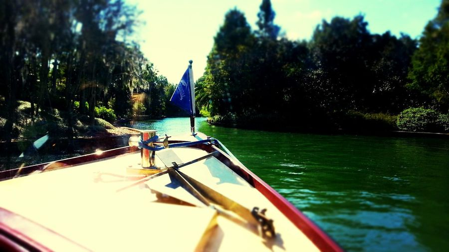 Boat Universal Happy Holidays