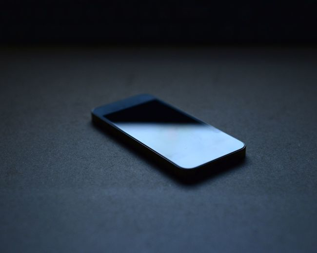Close-up Man Made Object Mobile Phone No People Reflection Single Object Still Life