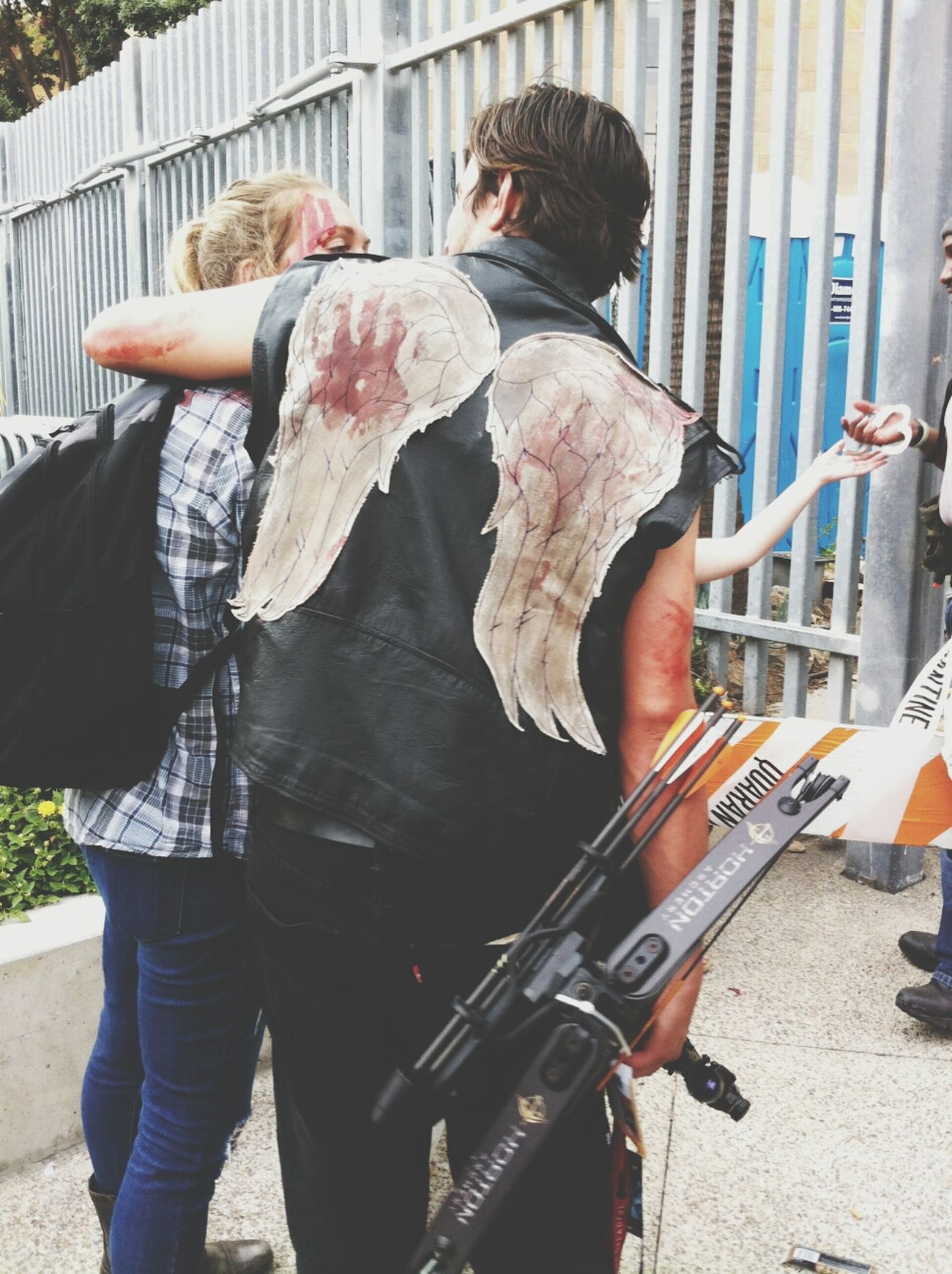 My Boyfriend Daryl Dixon was cheating on me Thewalkingdead Street Photography