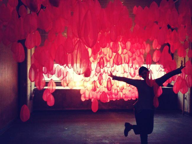 踊りたくなる部屋。 Art