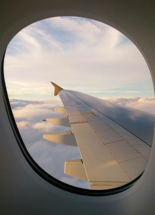 Airplane Cloud - Sky Flying Window Travel Aircraft Wing Sky No People Commercial Airplane Fly Plane A380 Etihad Etihadairways