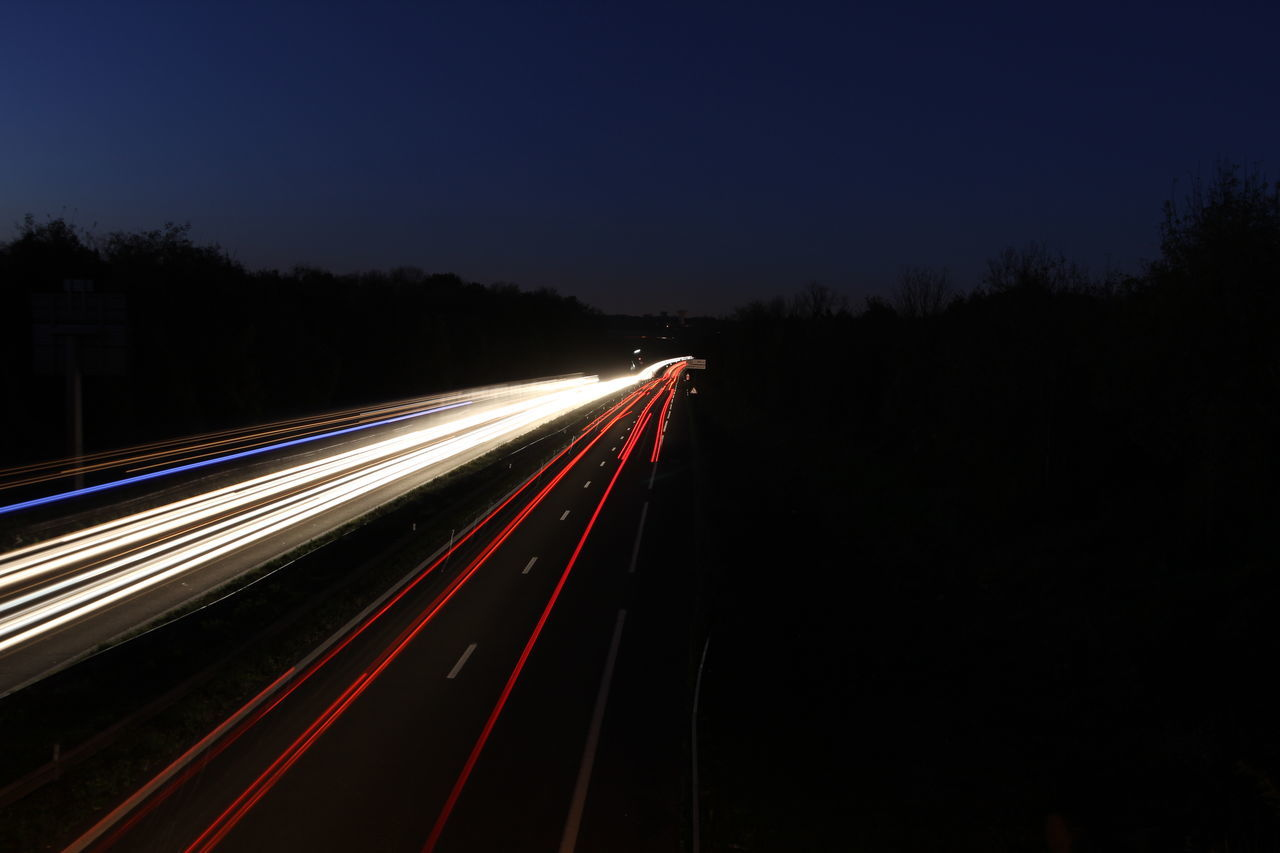 Beautiful stock photos of truck, Dark, Forest, France, Highway