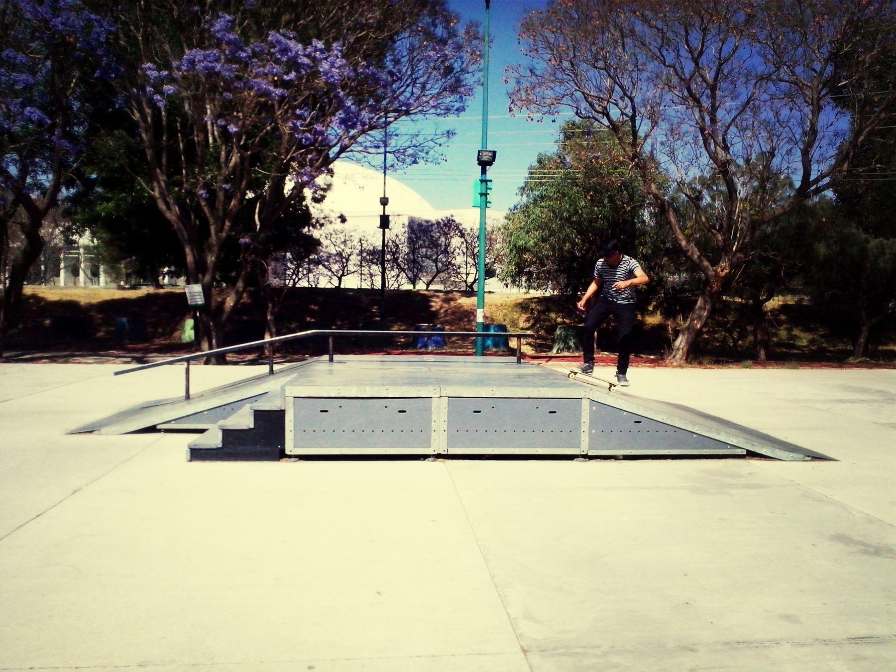 Parque De La Juventud Tlaxcala