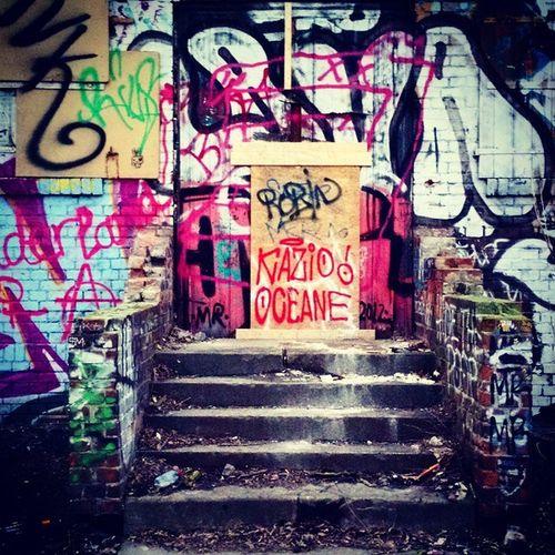 Colorful mess... Berlin Rummelsburg Graffiti Igs_world Igs_germany Igs_deutschland Igs_berlin Igs_europe Ig_europe Ig_deutschland Ig_germany