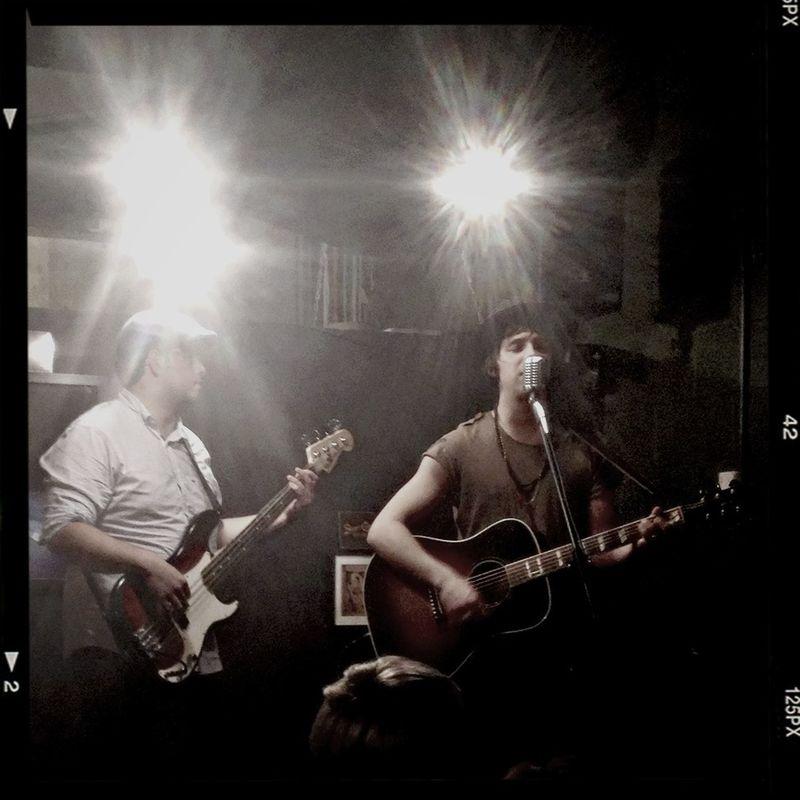 SuperCaine @ Room Sixty Bar, Brisbane September 2013 Music Makes Me Lose Contol
