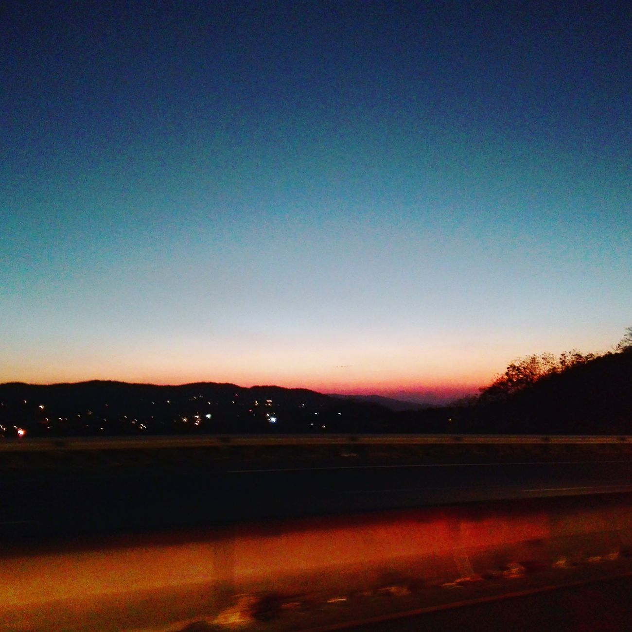Costa Rica Sunset Nature