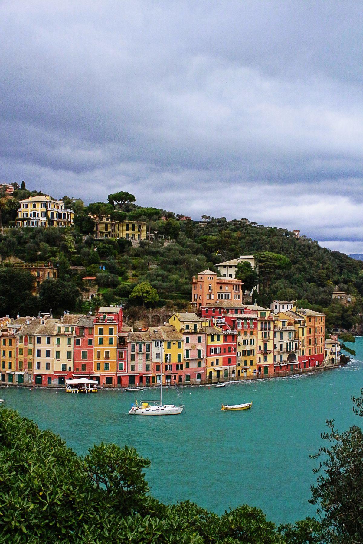 Portofino Hello World Ifoundmyloveinportofino Love Nature Enjoying Life Vacation Italy Genova Italia