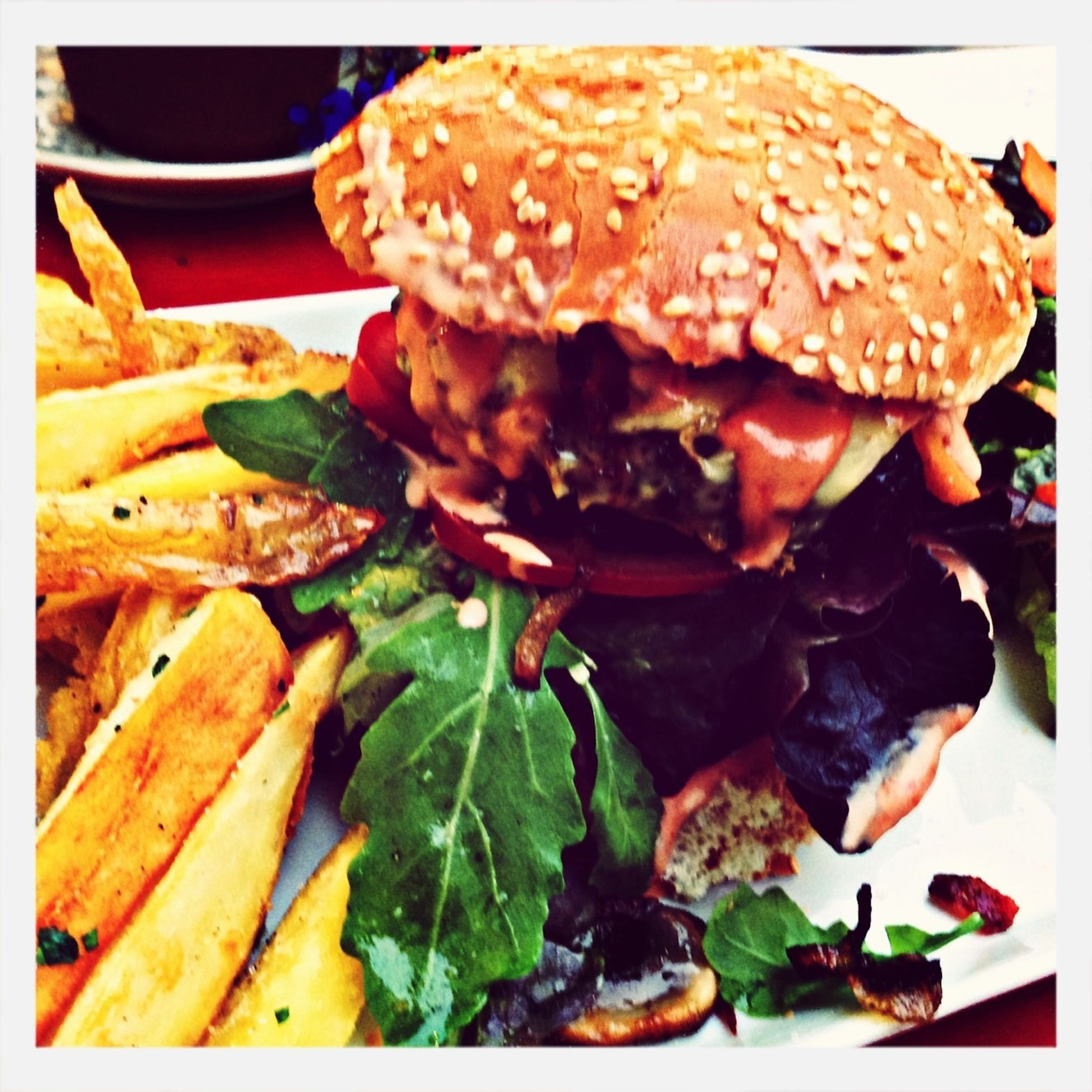Best burger ever :)