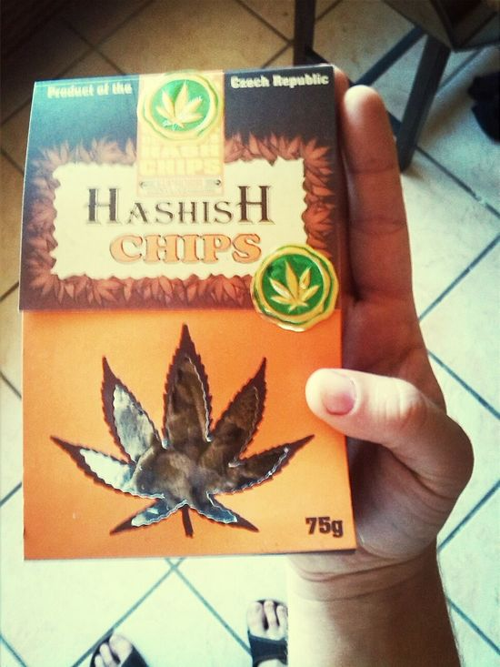 Hasch Chips Relax Check This Out