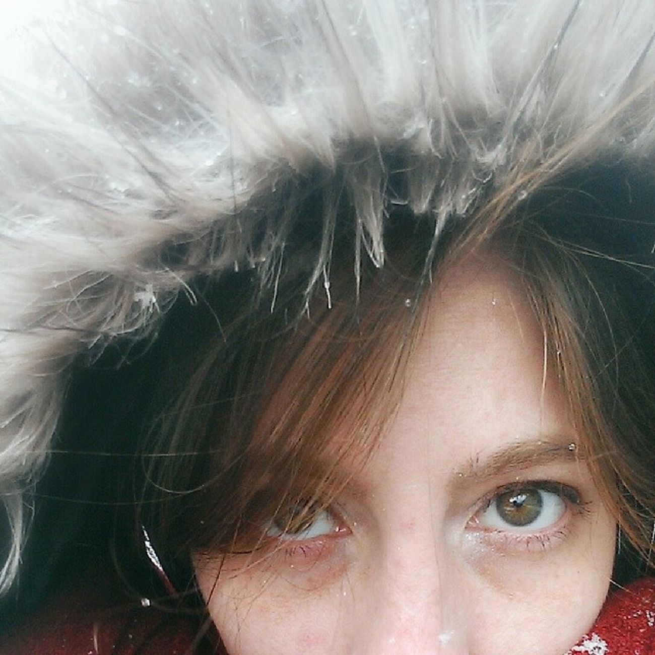 Cold cold day ~ Selfie Instagram JapanLife Japan Eyes Htc1 Htcone