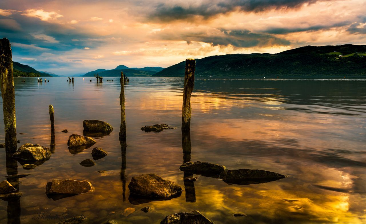 Loch Ness.....AStormy night ahead!! Hanging Out Taking Photos Check This Out Taking Photos Scotland Nikon Sky And Clouds Sky_collection Nikonphotography VisitScotland Scotlandsbeauty Longexposurephotography Scotland 💕 Lochs Loch Ness Lochness Lake View Inverness-shire Loch Ness Monster Travel Photography Travelingtheworld  Sky_painters