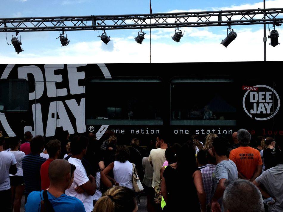 Radio DJ Deejay Diretta Riccione