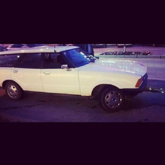 79model Fordtaunus Klasigi Ucak gibi araba limuzintaunus :)