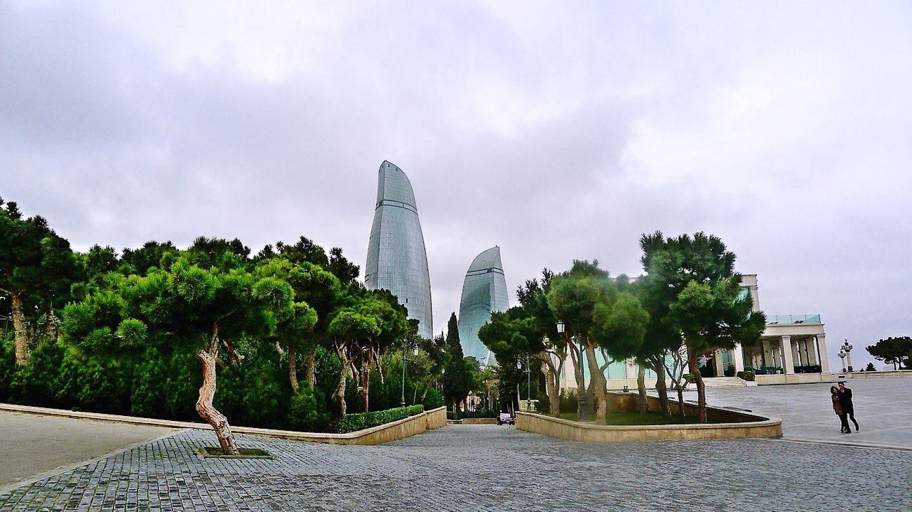 Architecture Eye4photography  Taking Photos Streamzoofamily Baku City Mycitylove