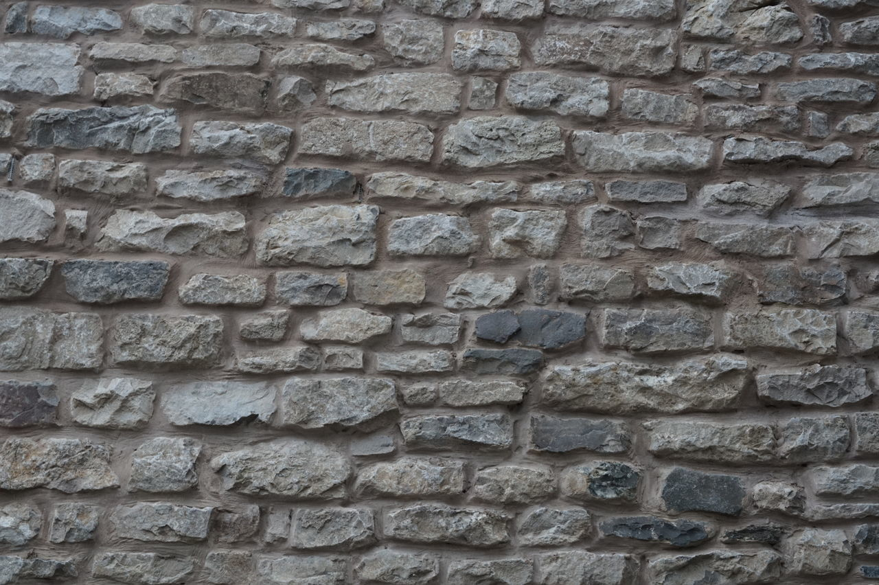 5144 Architecture Brick Brick Wall Brick Wall Brickwork  Building Exterior Built Structure Colours Day Full Frame Many Motar No People Outdoors Sand Colour Shades Stone Material Tones Wall - Building Feature