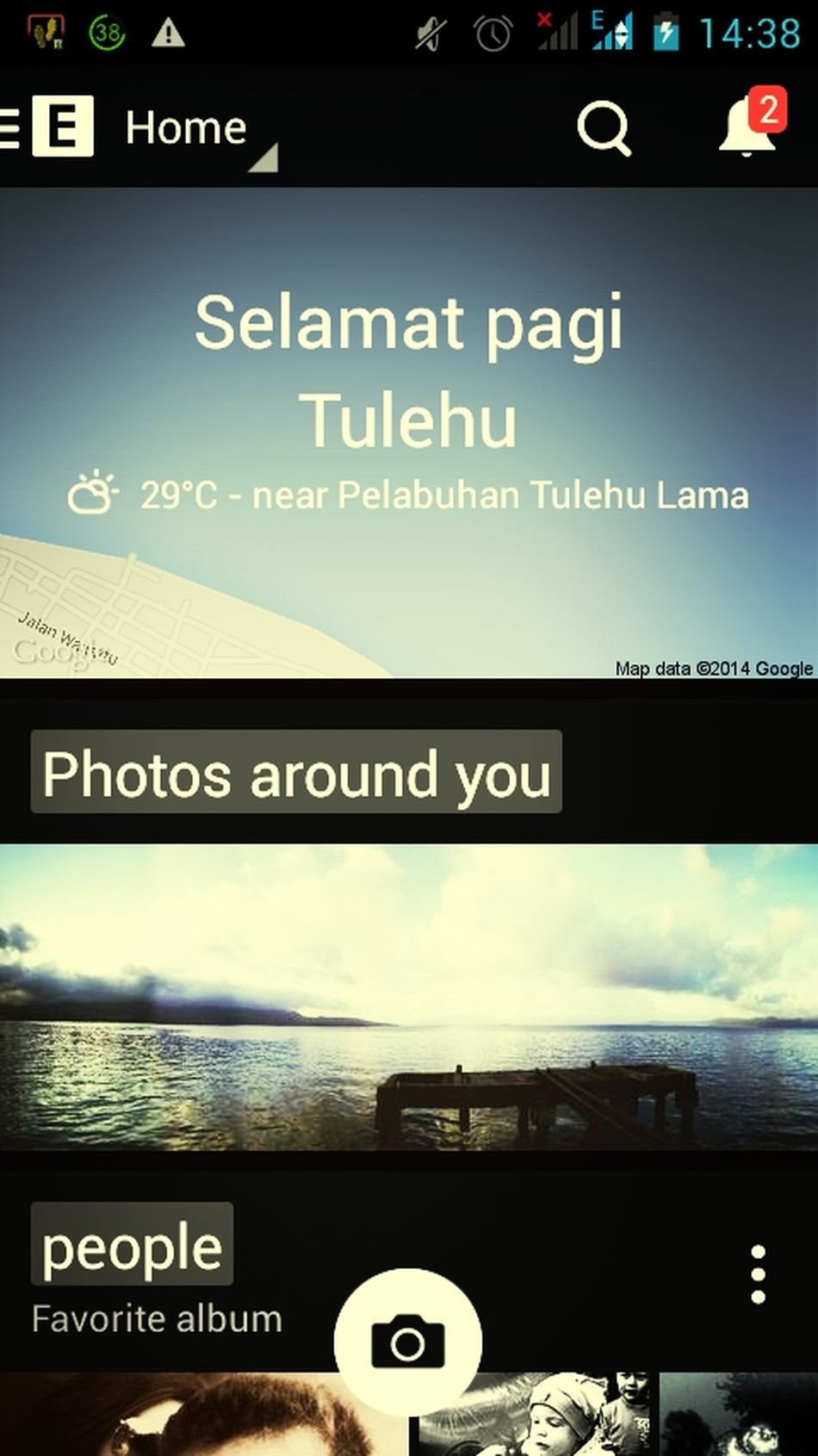 Printscreen Check This Out Ambon INDONESIA