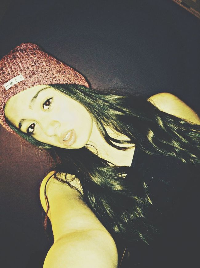 beanies are my thang. ✊✨?