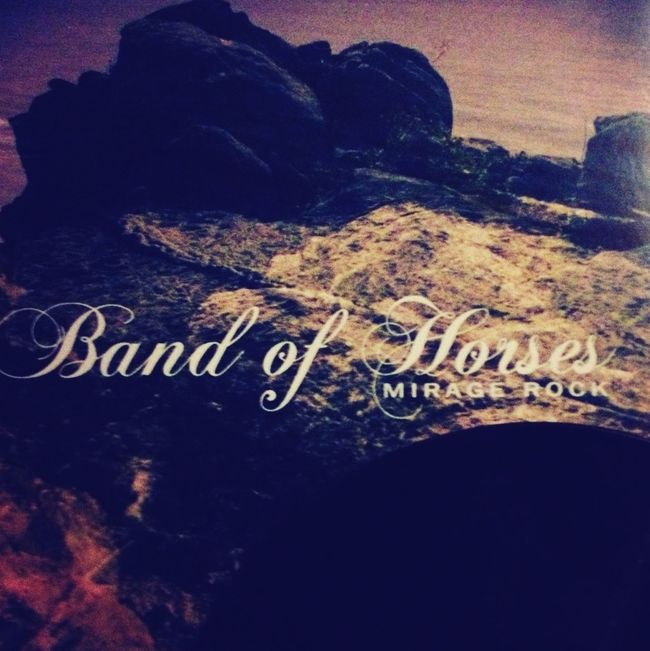 Music Vinyl Band Of Horses My Vinyl Collection